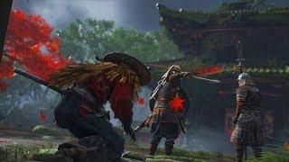 Ghost of Tsushima - Первый Геймплей Е3 2018