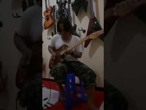 Lesson lead gitar lagu aku by moneta