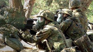 Schiesstraining der Feldwebel- und Unteroffizier-Anwärter - Bundeswehr