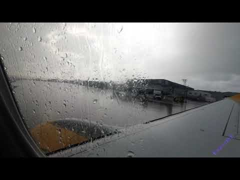 Guernsey to the Isle of Man on Aurigny jet Embraer 195 28 August 2020 - Covid free trip