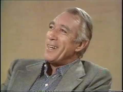 Anthony Quinn | Studio interview | Today | 1976