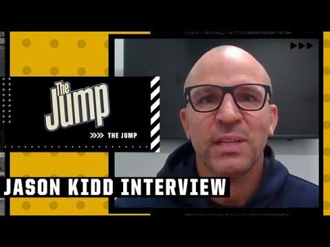 Jason Kidd on Luka Doncic and the keys to the Mavs' success this season | The Jump
