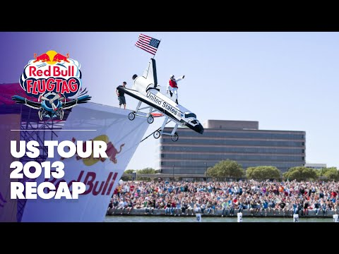 National Red Bull Flugtag 2013 Recap