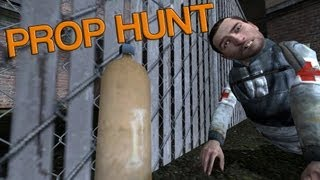 Mass Deception (Prop Hunt)