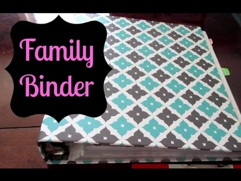 Our Family Binder| Budget & Bills