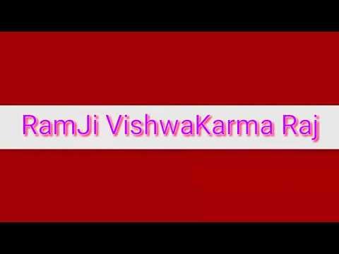 RamJi VishwaKarma Raj Youtube Channal Intro 2018