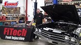 How to Install FiTech EFI on Ford 302 - YouTube
