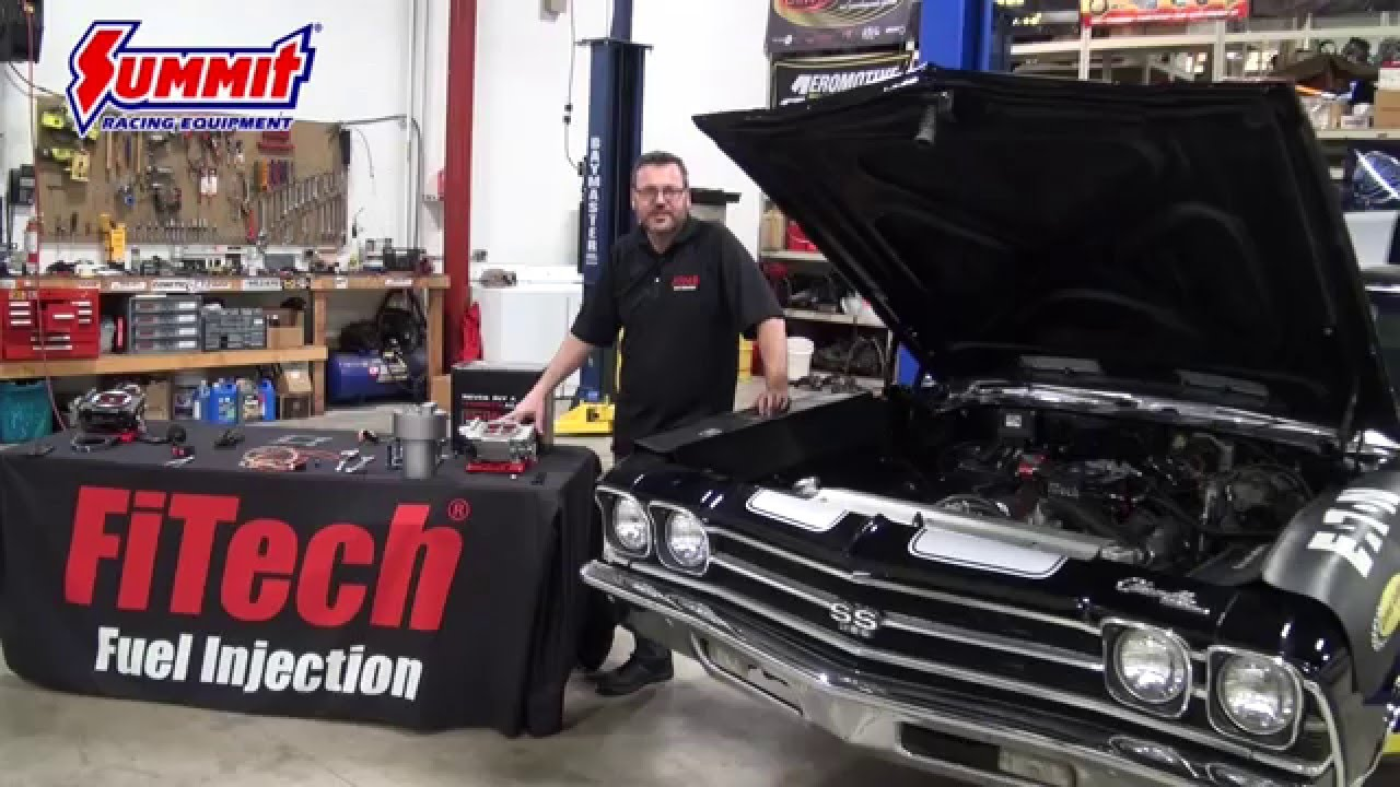 fitech efi mean street install with summit racing and fitech efi [ 1280 x 720 Pixel ]
