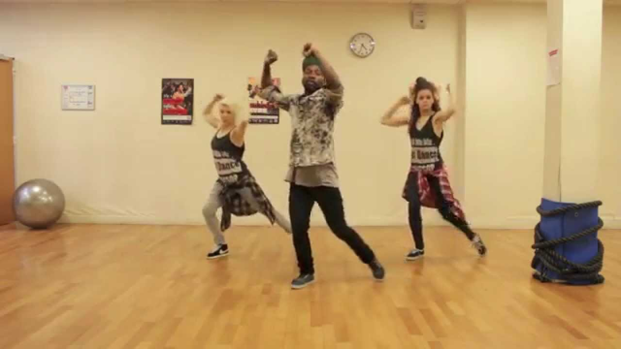 Thomas Bimai BEYONCE YONCE Choreography TUTORIAL