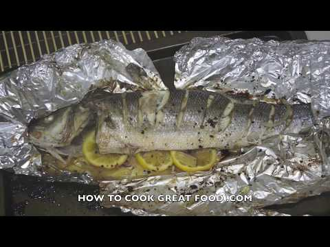 How to Cook Fish - Oven Baked Easy Lemon Butter Garlic ...