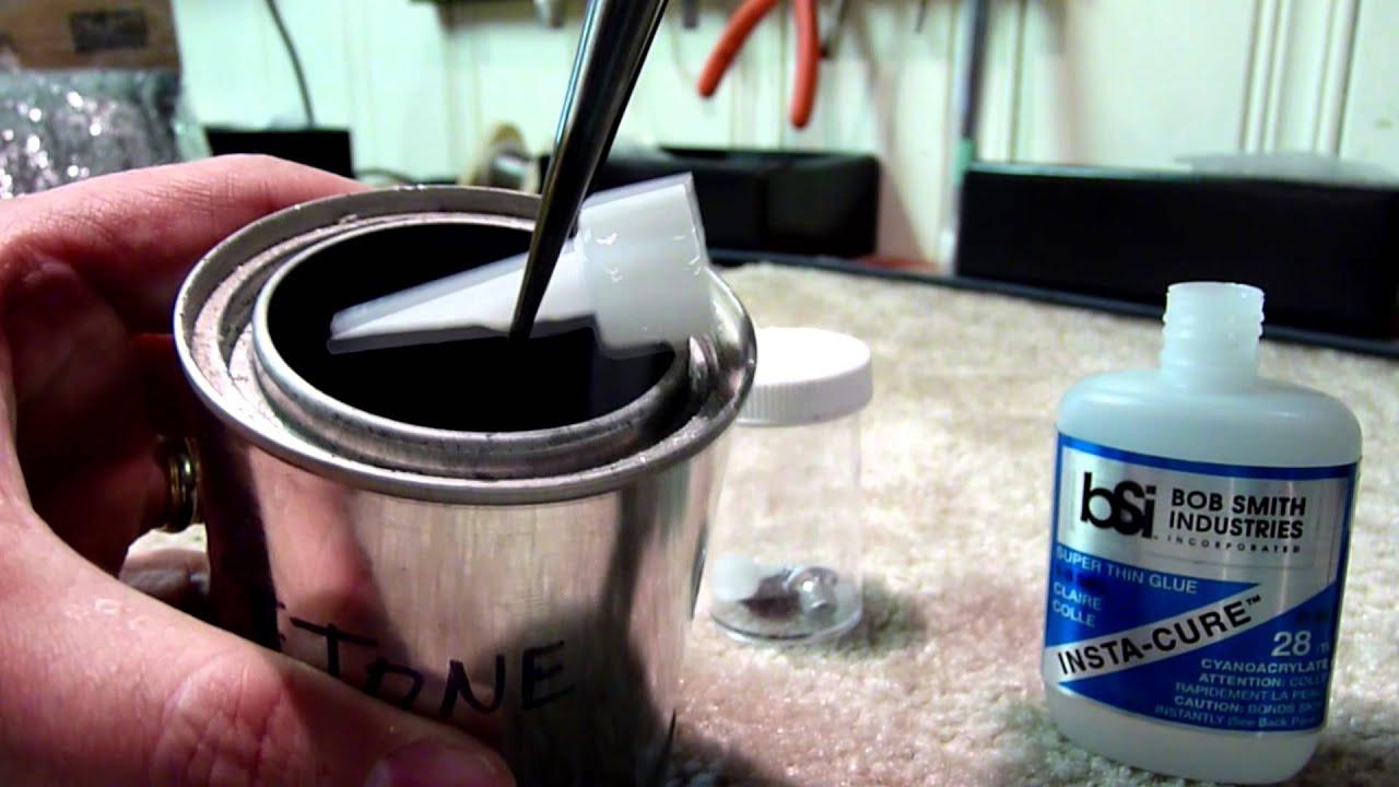 CA Glue Tip!