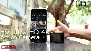 H9 Ultra HD 4K Action Camera - Gearbest.com