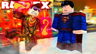 ComKean Vs Superhelt? (TABER) - Roblox Power Simulator #2 Dansk med ComKean