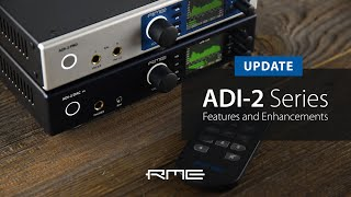 aDI-2 Series new Features and Enhancements - Our Favorites