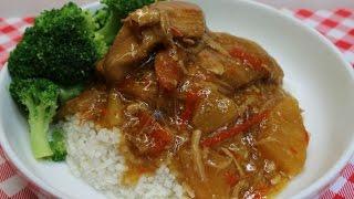 Slow Cooker Chicken Teriyaki~Time Saving~Money Saving~Kitchen Tips~Zaycon Chicken~Noreen's Kitchen