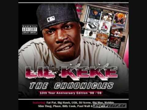 Trae ft. Lil Keke-Screw tape on New Track 2008