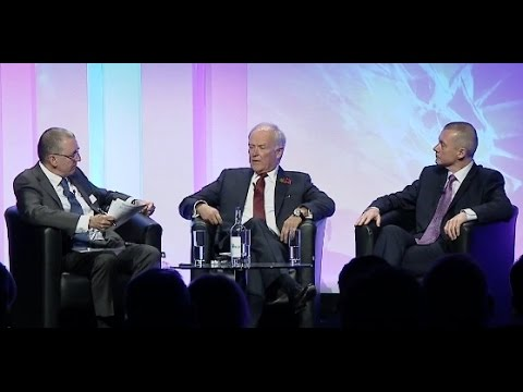 Interview with Sir Tim Clark, President of Emirates & Willie Walsh, CEO of International Airlines Gr
