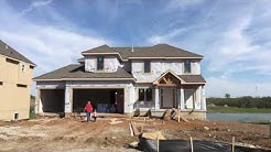 From Dirt to Dream: One Family's New Home Construction Process