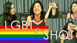 LGBT O SHOT con @KarlaRiveraMx - QUEFISHTV