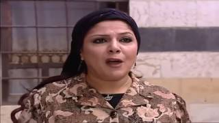 سعاد تقول فشرت لابو عصام الذي يطلق سعاد - طلاق سعاد - من مسلسل باب الحارة الجزء الثاني