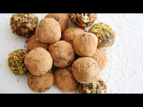 Download Youtube: Homemade Chocolate Truffles Recipe - Heghineh Cooking Show