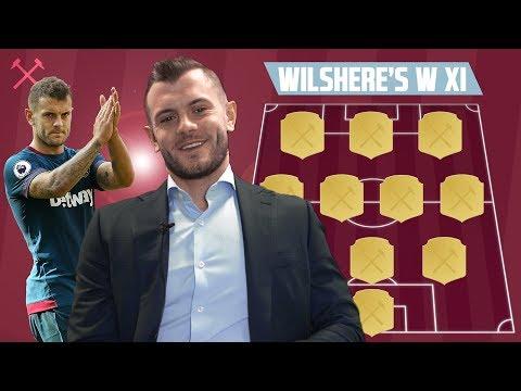 WILSHERE'S WORLD 'W' XI