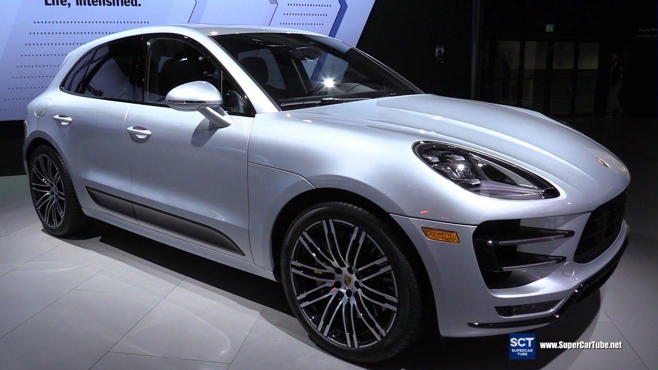 2017 Porsche Macan Turbo Exterior And Interior Walkaround 2016