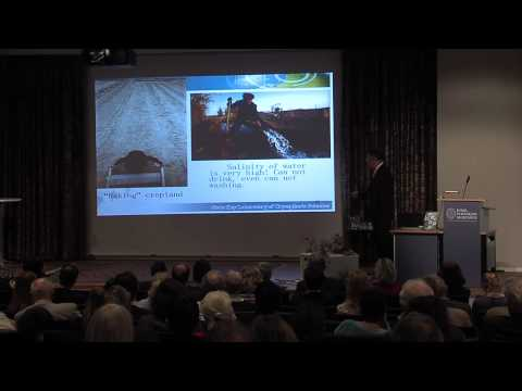 Qin Dahe: The role of glaciers and poles in the earth system