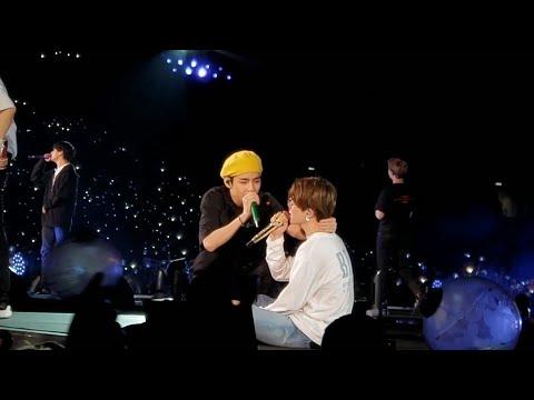 DAY 2 - 190602 Mikrokosmos 소우주 @ BTS 방탄소년단 Speak Yourself Tour Wembley Stadium London Concert Fancam