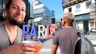 Our FIRST TIME In Paris