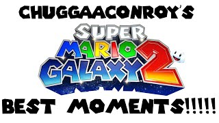 Chuggaaconroy - Best Of/Funniest Moments of Super Mario Galaxy 2