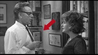 Киноляпы: Кто боится Вирджинии Вулф? (1966)