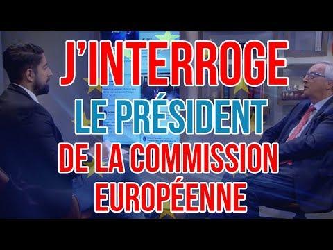 J'INTERROGE LE PRESIDENT DE LA COMMISSION SUR LES ROHINGYAS