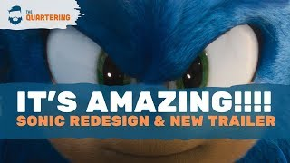 The Sonic Movie Is SAVED! A VICTORY For Fandoms Worldwide! Sonic The Hedgehog 2020