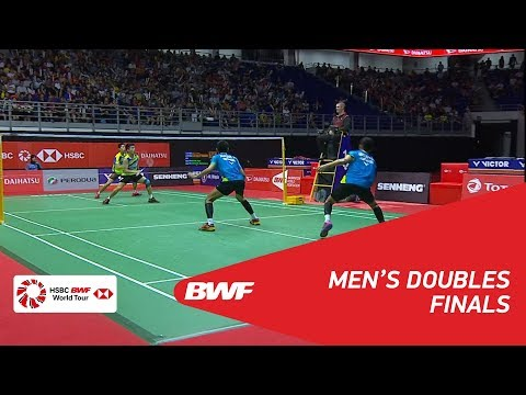 MD | GOH V/TAN (MAS) vs ALFIAN/ARDIANTO (INA) | BWF 2018
