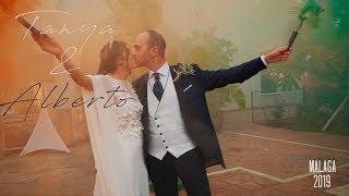 Tanya&Alberto. Una boda magnifica en Finca la Tosca, Málaga, Andalucía