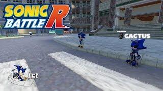 Sonic Battle R - Fan Game (SAGE 2018)