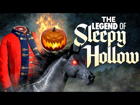 The Legend of Sleepy Hollow: The History | Washington Irving