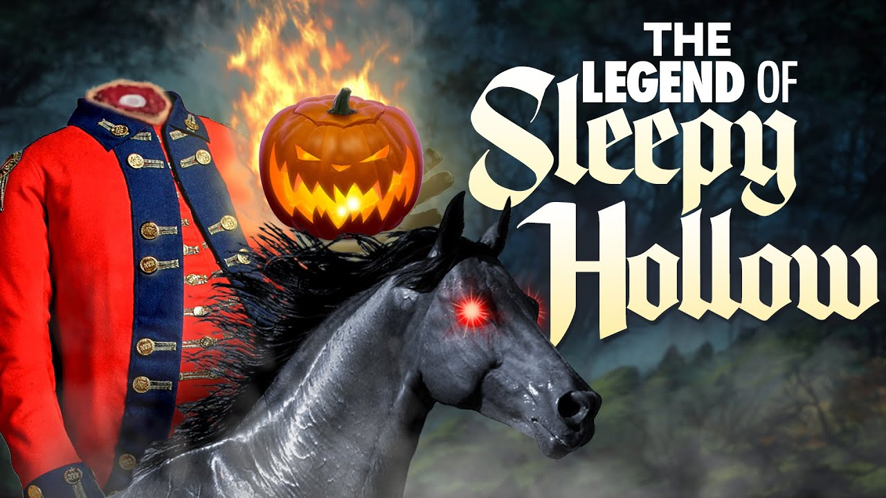 the legend of sleepy hollow: the history | washington irving - youtube