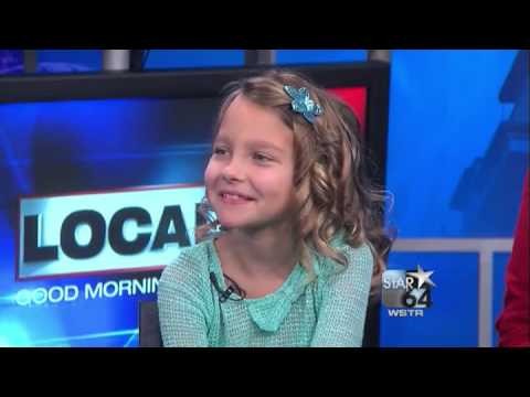 Livvy Sttubenrauch talks about American Girl Fashion  in 2015