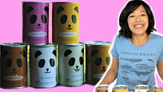 APOCALYPSE Bread & Butter - 6 Flavors of Panda BREAD IN A CAN | Japanese Emergency Rations