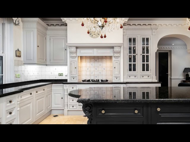 Clive Christian Kitchen repaint