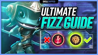 How to ACTUALLY Play Fizz in Season 10! (Ultimate Fizz Guide)