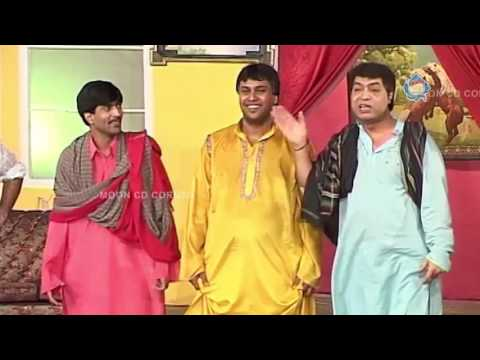 Sajan Abbas And Qaiser Piya New Pakistani Stage Drama Full Comedy Clip