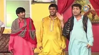 Sajan Abbas and Qaiser Piya New Pakistani Stage Drama Full Comedy Clip