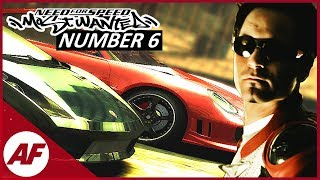 Need for Speed Most Wanted 2005 - Number 6 on a Blacklist Let
