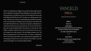 Vangelis - Spiral - (1977) Full Album