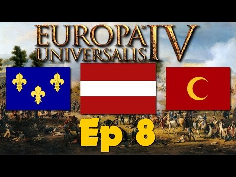 Europa Universalis IV: Rights of Man - The Great Powers - Ep 8