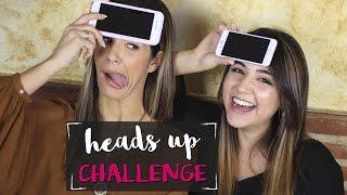 Heads Up Challenge | Tamara Gorro