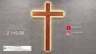 Timóteo 1.1 Jesus, Nossa Esperança - Pr. Antônio Dias 31-12-2020